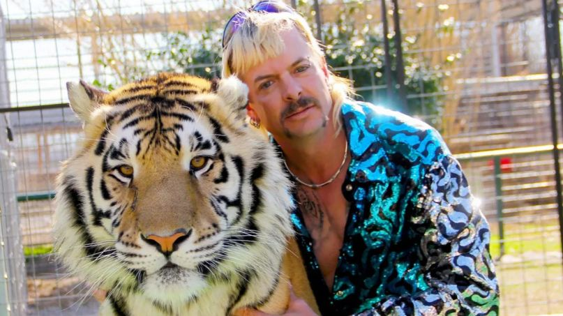 Tiger King Joe Exotic Joseph-Maldonado-Passage Netflix Lawsuit 95 million