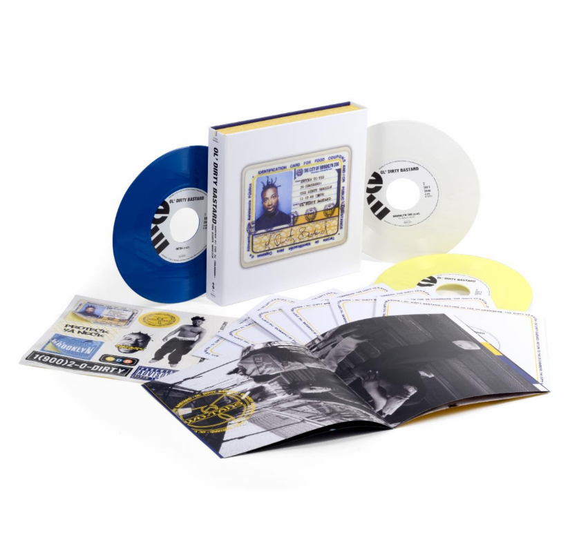 Vinyl ODB Ol Dirty Bastards Return to the 36 Chambers Gets 25th Anniversary Deluxe Reissue