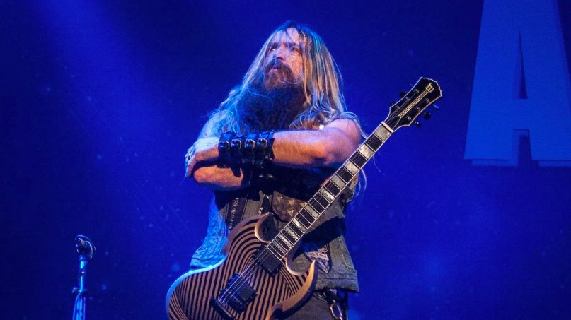 Zakk Wylde new Black Label Society album