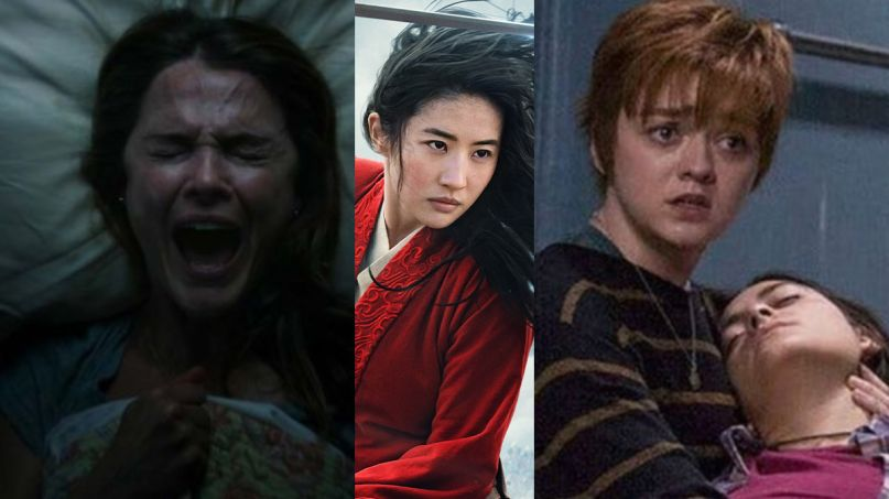 antlers mulan new mutants disney cancel postponed