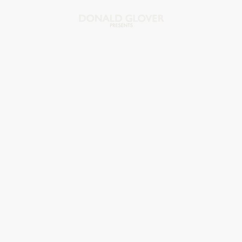 Donald Glover Presents Album Cover