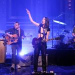 haim the steps fallon tv performance video