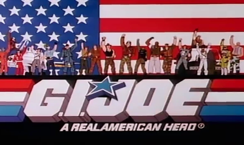 hasbro releases full episodes gi joe a real american hero youtube