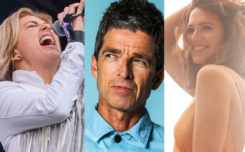 new music friday album releases mandy moore noel gallagher phantogram