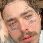 post malone tattoo explain ugly insecure