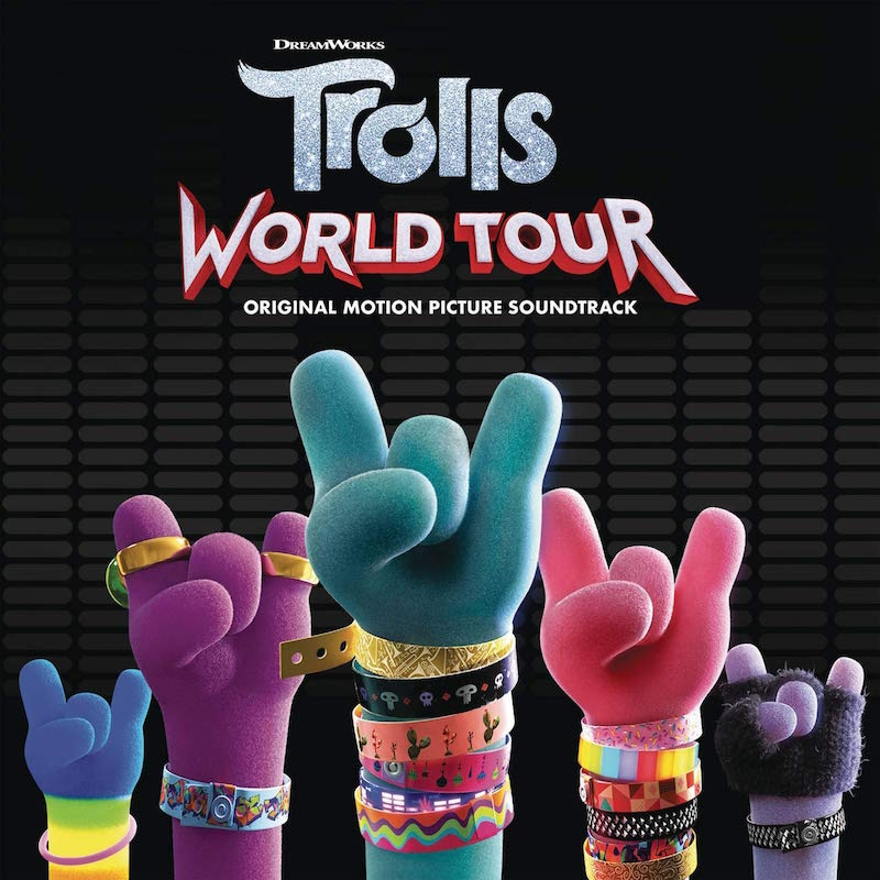 trolls world tour soundtrack artwork Justin Timberlakes Trolls World Tour OST Features SZA, Anderson .Paak & Haim: Stream