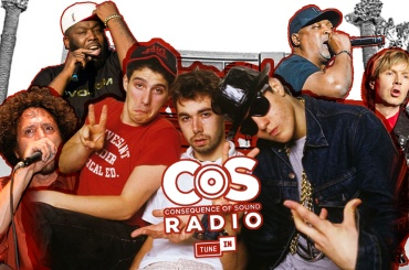 Inspired By: Beastie Boys Playlist Airing on Consequence of Sound Radio
