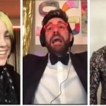 Billie Eilish, John Krasinski, and the Jonas Brothers virtual prom livestream digital Chance the Rapper