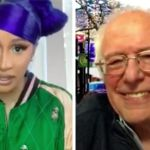 Cardi B Bernie Sanders interview livestream video politics coronavirus