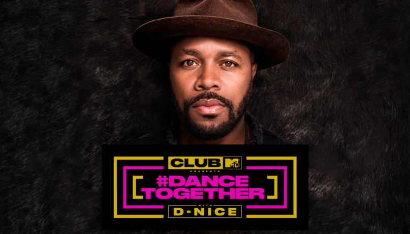 Club MTV Dance Together D-Nice