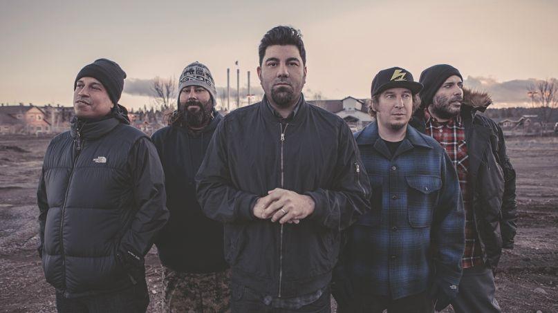 Deftones new guitar riff