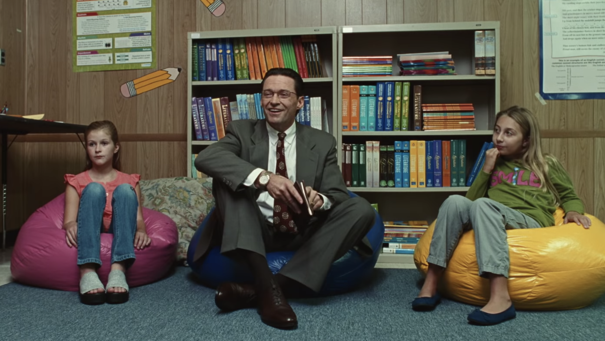 HBO's Bad Education