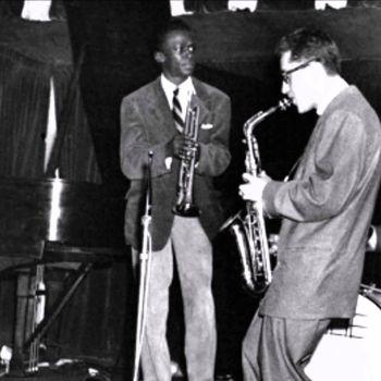 Lee Konitz with Miles Davis