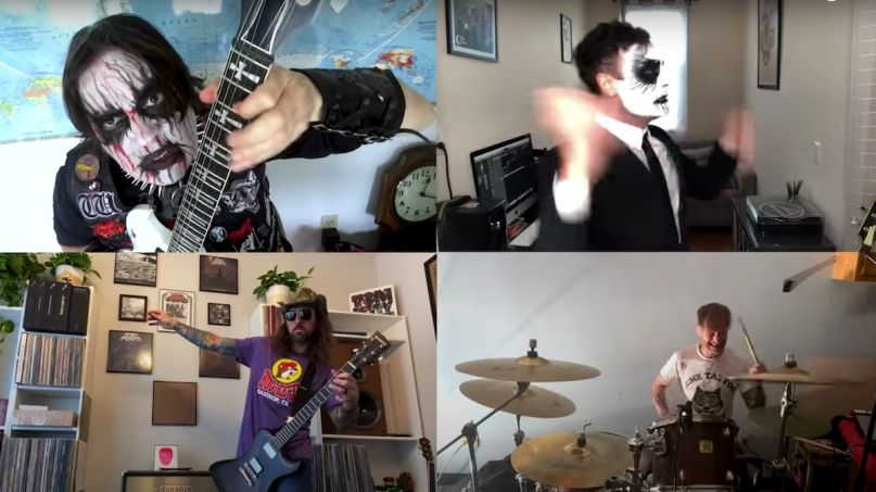 Heavy Metal Steely Dan Cover