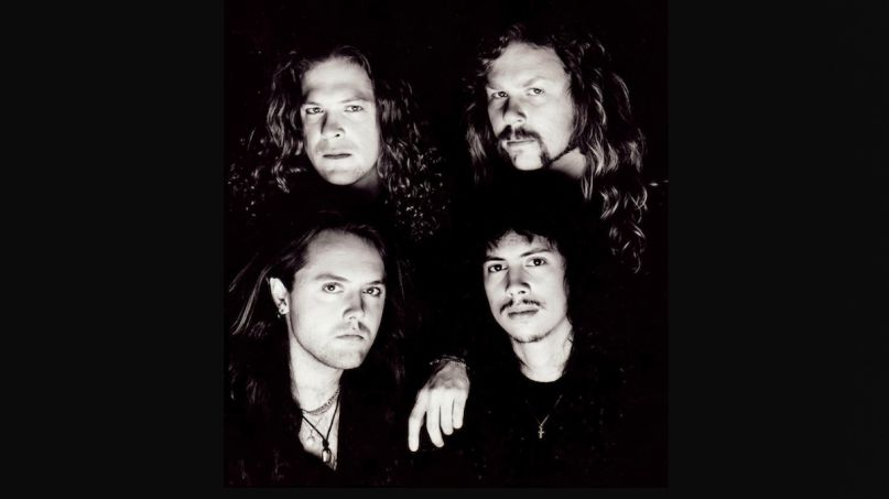 Metallica concert stream Michigan 1991