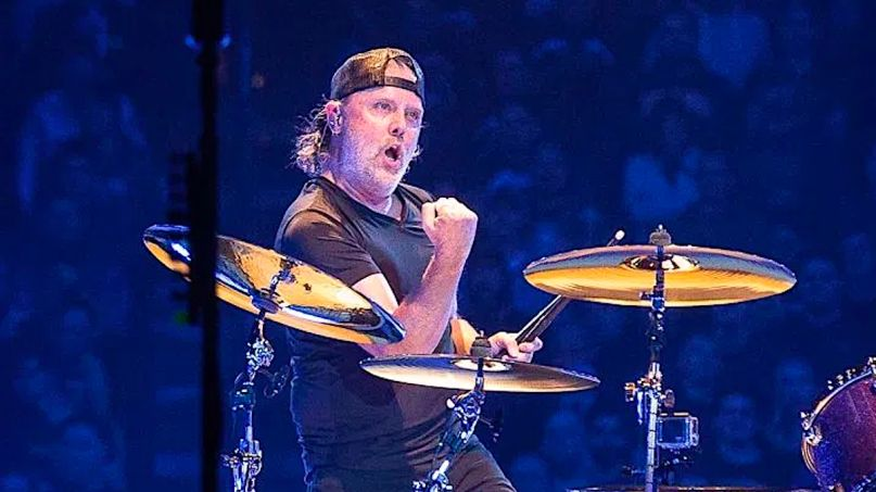 Lars Ulrich Metallica new album