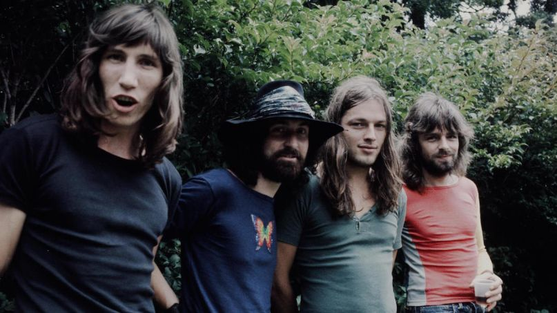 Pink Floyd, 1971