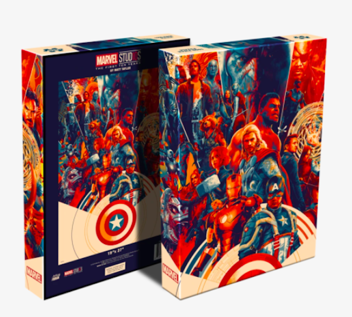 Puzzle MCU Mondo Announces Puzzles Based on Jurassic Park, Die Hard, The Iron Giant and More