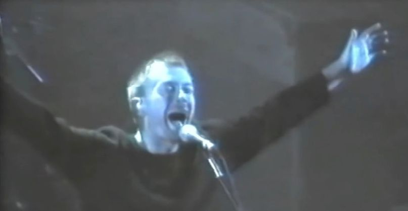 Radiohead's Live From a Tent in Dublin