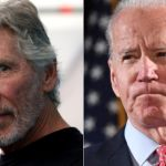 Roger Waters and Joe Biden