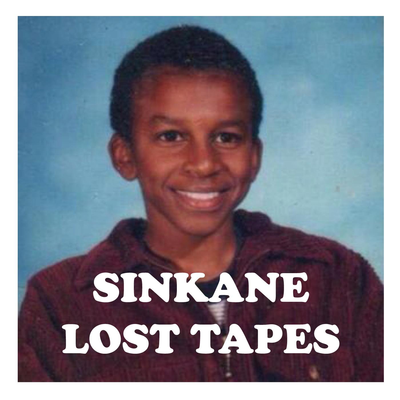 SInkane lost tapes rarities collection album stream artwork