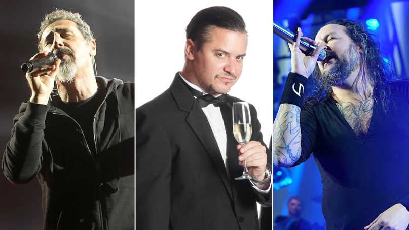 System of a Down Faith No More Korn postpone shows
