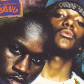 The Infamous Mobb Deep havoc signed vinyl copy opus podcast