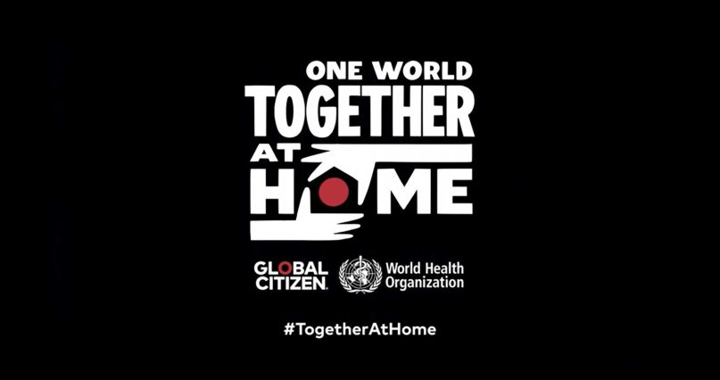 The One World- Together at Home Concert