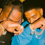 Travis Scott and Kid Cudi