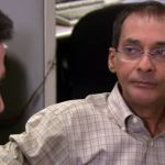 """Ranjit Chowdhry as """"Vikram"""" on The Office"""