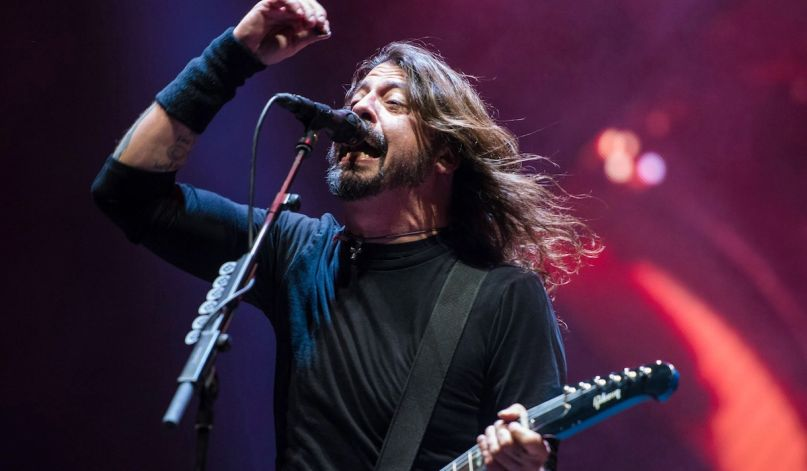 dave grohl quarantine playlist spotify stream
