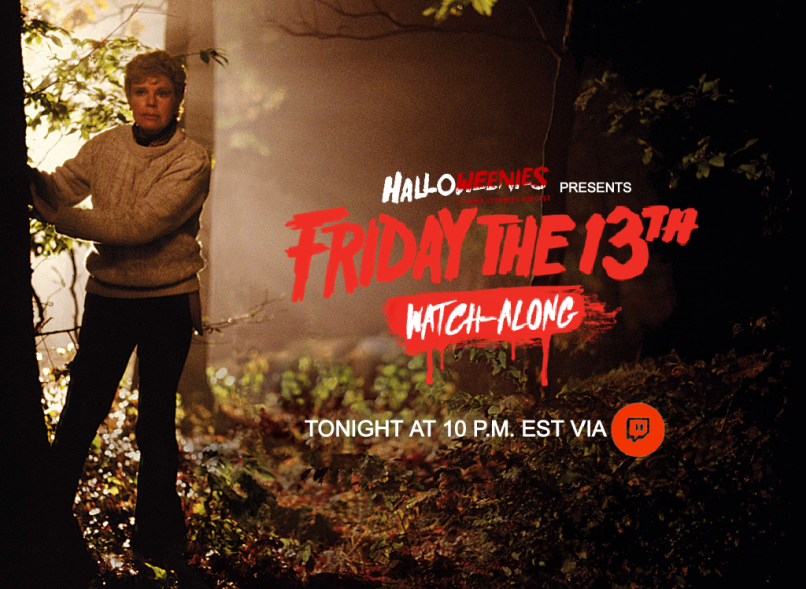 Friday the 13th Watch-along