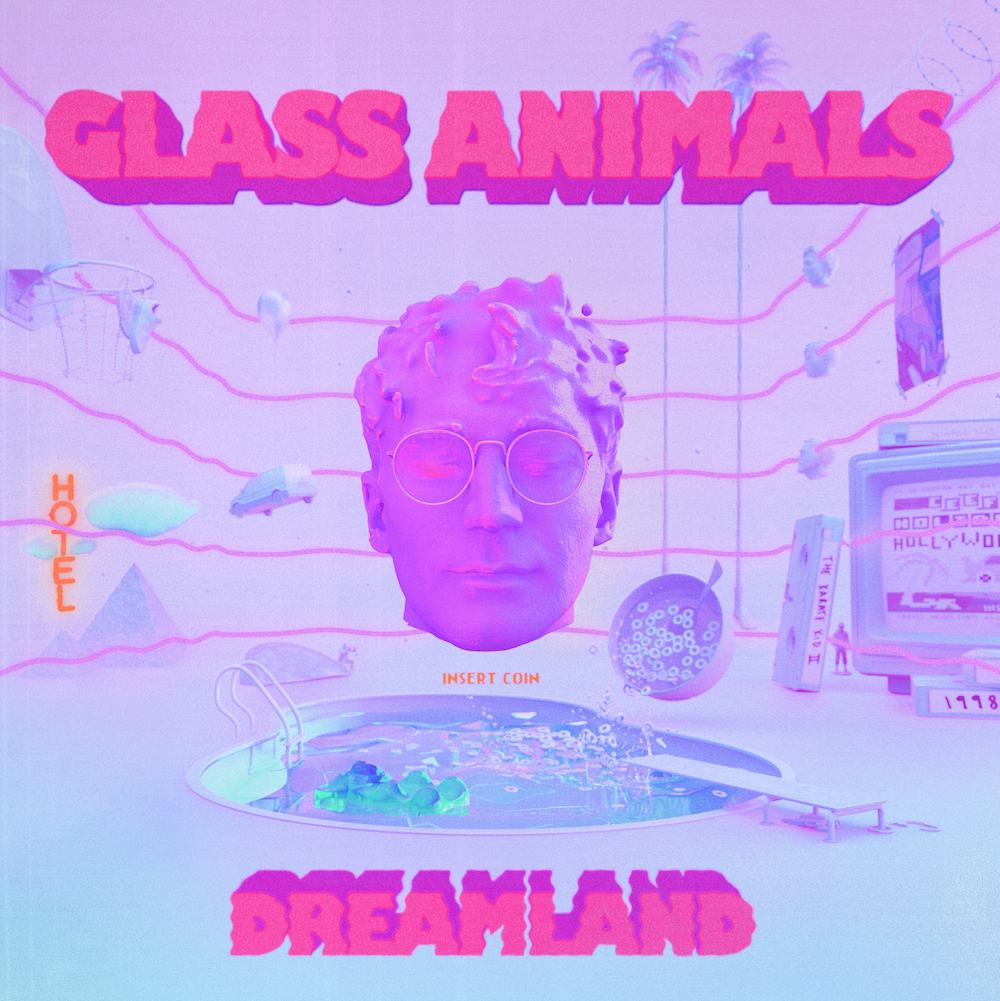 glass animals dreamland album cover artwork Glass Animals Announce New Album, Share Dreamland: Stream