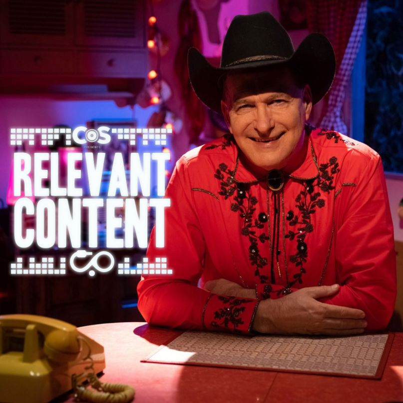 Relevant Content with Joe Bob Briggs