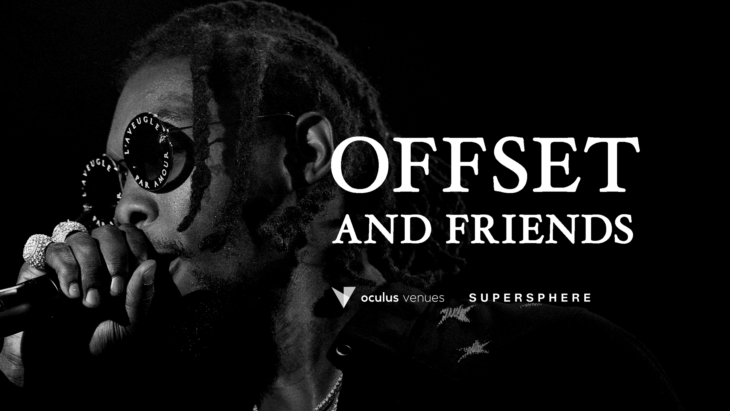 offset and friends oculus venues livestream