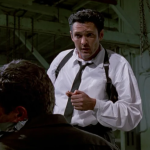 Michael Madsen Recreates Scene in Reservoir Dogs