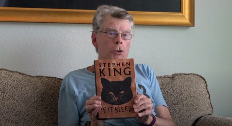Stephen King Reads If It Bleeds