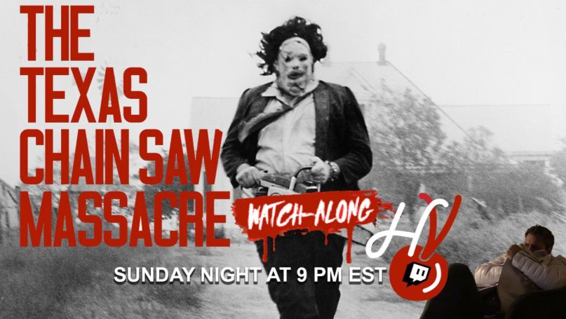 The Horror Virgin - The Texas Chain Saw Massacre Watch-Along