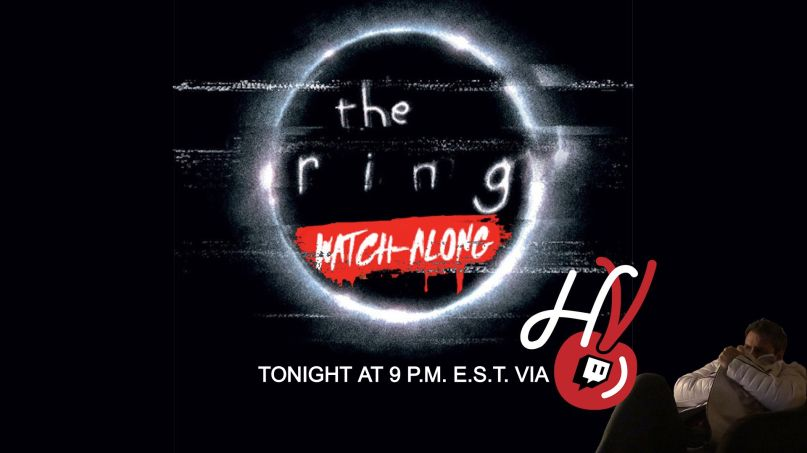 The Horror Virgin - The Ring Watch-Along