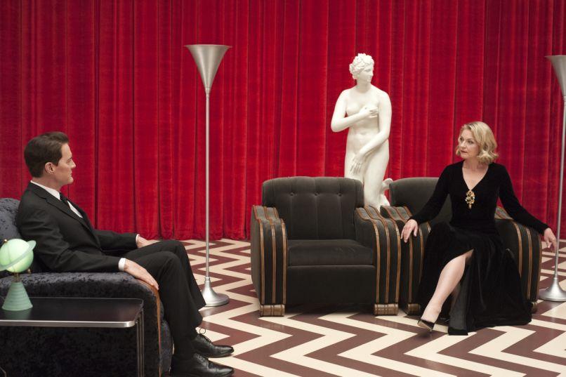 Twin Peaks: The Return (Showtime)