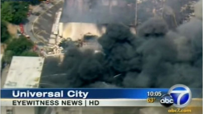 universal fire lawsuit dismissed
