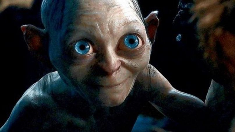 Andy Serkis as Gollum (New Line Cinema) Andy Serkis The Hobbit reading livestream Gollum charity coronavirus