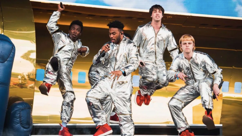 Brockhampton Three New Songs I.F.L. baby bull downside singles technical difficulties stream