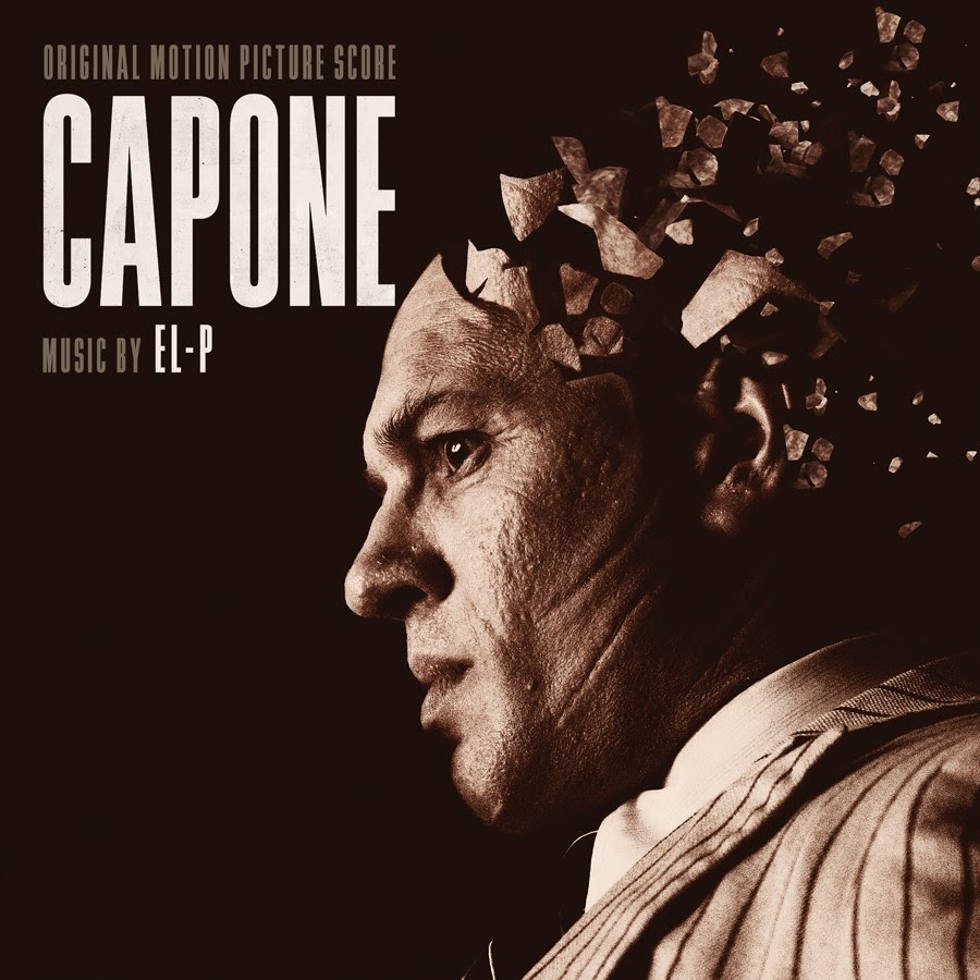 Capone Original Motion Picture Soundtrack artwork el-p score stream