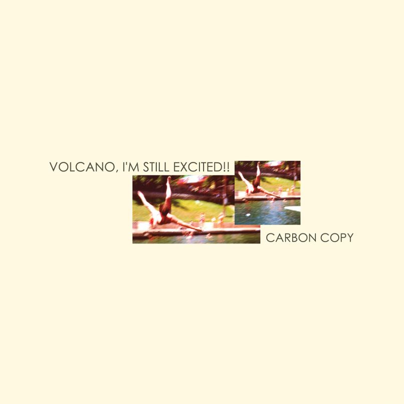 Carbon Copy by Volcano, I'm Still Excited!! album artwork cover art