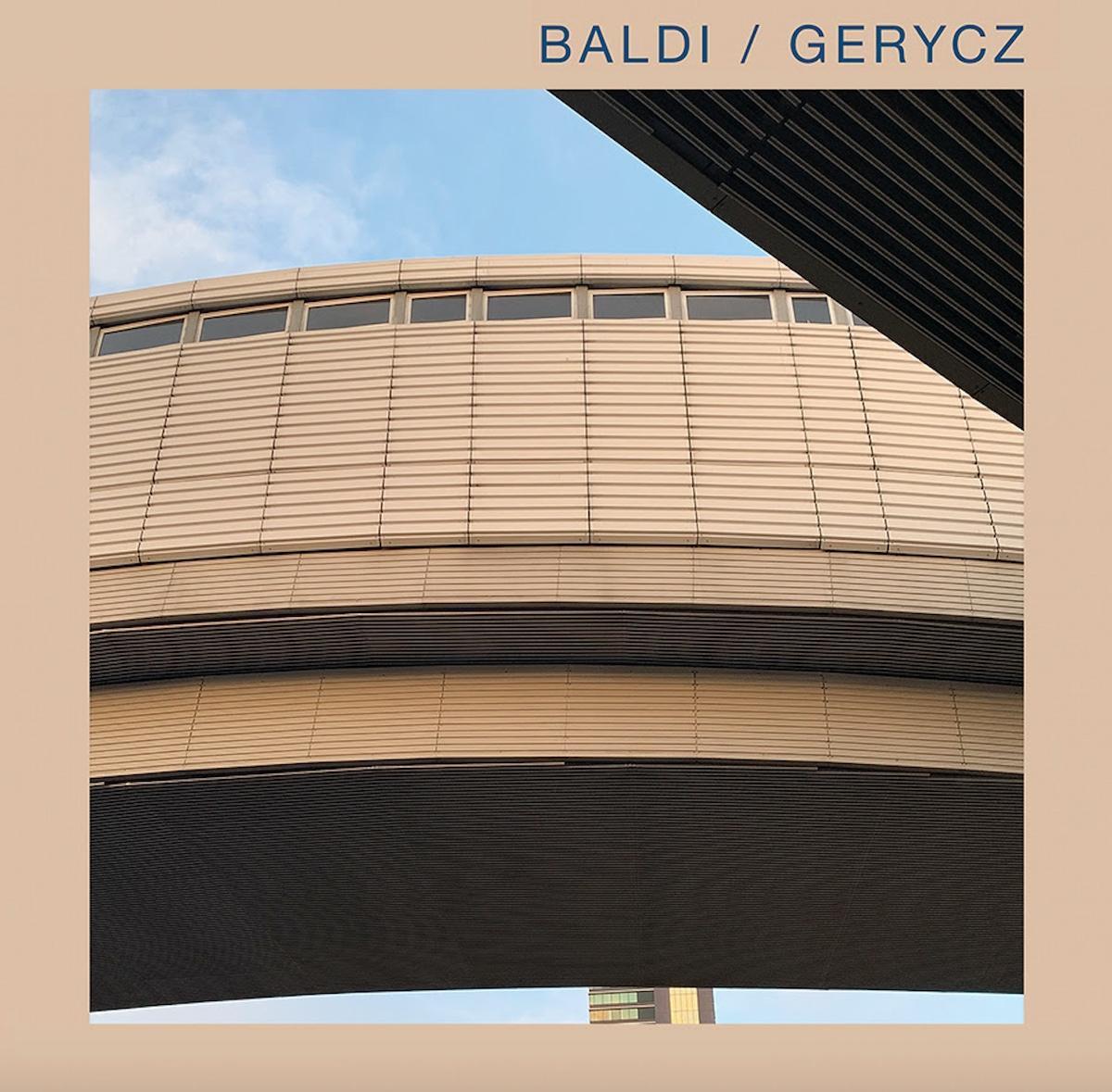 Cloud Nothings Dylan Baldi and Jayson Gerycz Baldi Gerycz Duo Blessed Repair album cover artwork jazz