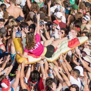 Concerts return coronavirus covid-19 live music festivals Float Fest, photo by Katrina Barber