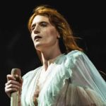 Florence and the Machine livestream The Met benefit concert Vogue live, photo by Julia Drummond