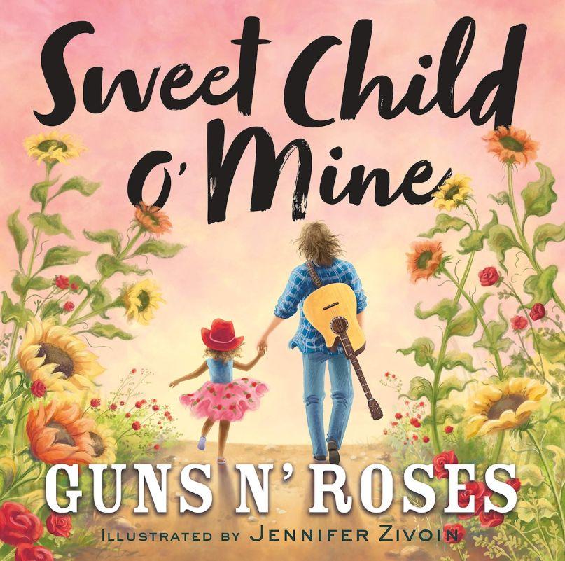 Guns N Roses Sweet Child O Mine Book