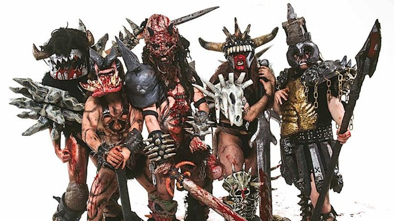 GWAR Scumdogs box set